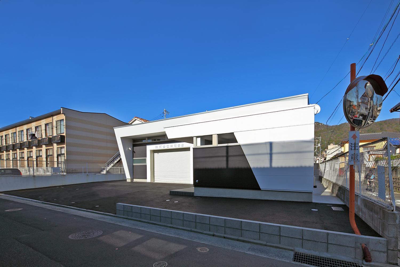オフィス(hiroshima E社)