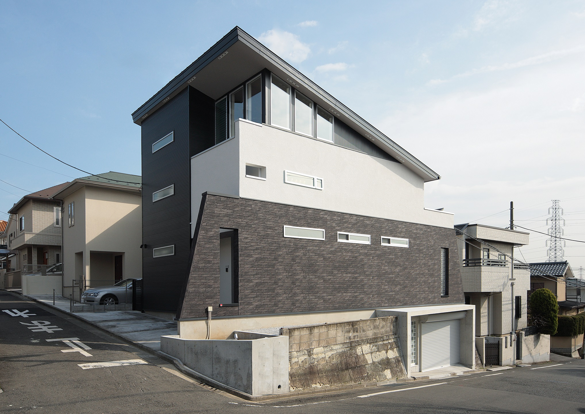 王禅寺の家(S邸)